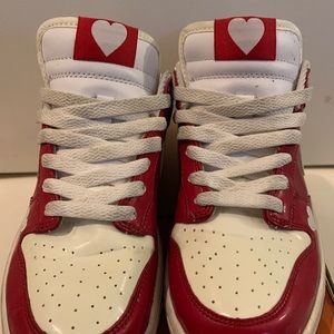 Nike Shoes - Nike Dunk Low. Valentine's Day. RARE.